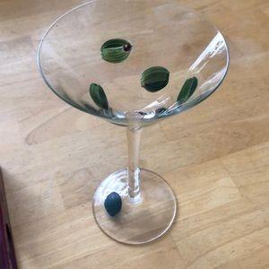 🍸 Martini glass set